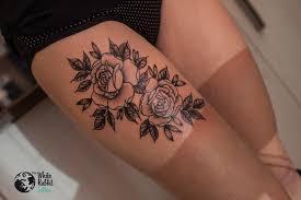 Kwiat Wzory Tattoos