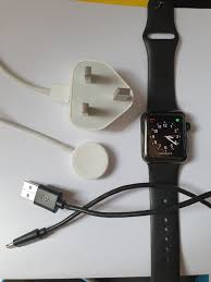 Apple Watch 38mm Stainless Steel 1st ...