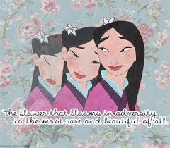 disney quotes from mulan quotesgram