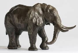Little Giant original art cast bronze elephant sculpture   Etsy