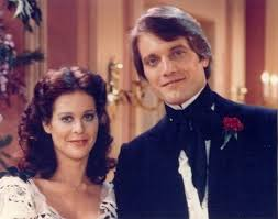 Lisa Brown & Michael Tylo (Nola & Quint Chamberlin) - GL  #oldtimeradiosoapoperas | Old time radio, Movie couples, Soap opera