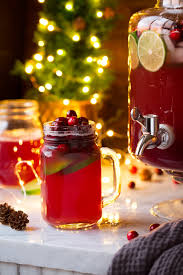 christmas punch cooking cly