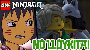 Ninjago: Why I Don't Ship Lloykita - YouTube