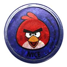 Angry Birds Red Bird With Blue Casing