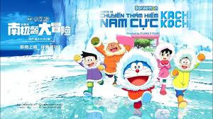 Doraemon tập dài thuyết minh tiếng việt Nobita Thám Hiểm Nam Cực ...