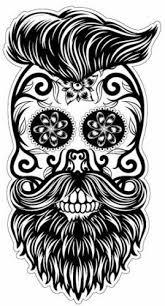 Skull Sticker Got Free Shipping Au