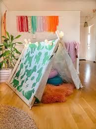 The Best Diy Teepee Kids Tents Terra Tint