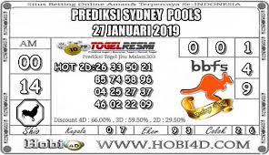 PREDIKSI SYDNEY POOLS 27 JANUARI 2019 | Sydney, January, Pool