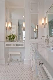 scenic hanging mirror bathroom door