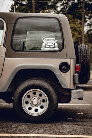 Truck Decals Window Stickers Nine Line Apparel
