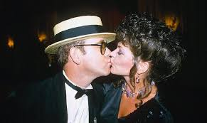 Elton John and Renate Blauel - Dating, Gossip, News, Photos