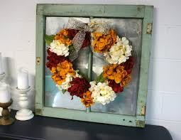 how to upcycle an old window into a