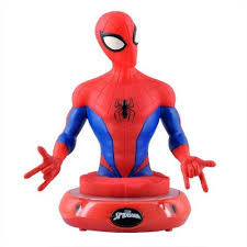 Marvel Spider Man Led Nightlight Red Target