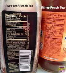 pure leaf iced tea is real brewed tea