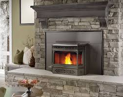 wood fireplace for heating