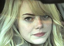 top 10 emma stone without makeup