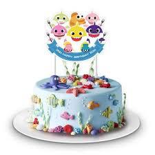 best baby shark birthday party