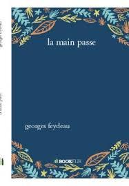 la main passe : Livre publié en auto édition
