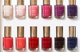 oil infused nail polish l paris
