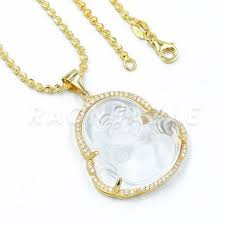 best silver buddha pendant products on