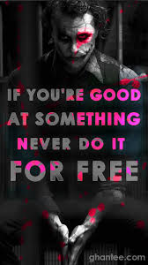 joker quotes mobile from the dark knight single click