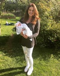 "Adeline Kelly on Twitter: ""My baby girl 12 days old #love #happy #myfamily  #daughter💗💗💗… """