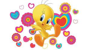 tweety bird cartoon graphics pics