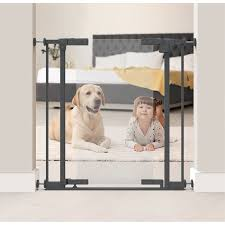 Perma Child Safety Clear Acrylic Gate Bunnings Warehouse