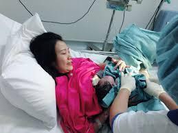 Tôi đi đẻ: Mẹ 9x xinh đẹp chia sẻ kinh nghiệm sinh nở ở Bệnh viện ...