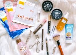 collective an beauty haul by the bey