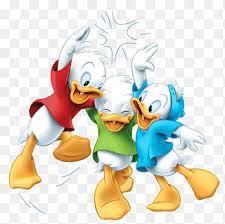 donald duck huey dewey and louie