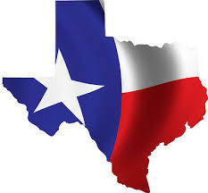 State Of Texas Window Decal With Texas Flag Background Various Sizes Ebay