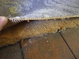 asbestos carpet underlay is the