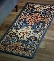 threshold runner area rug 2 4 x 7
