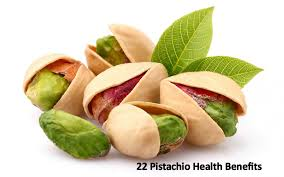 pistachio nuts and their 22 health