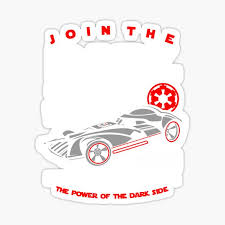 Automobile Legends Darkside Car Sticker By Skullz23 Redbubble