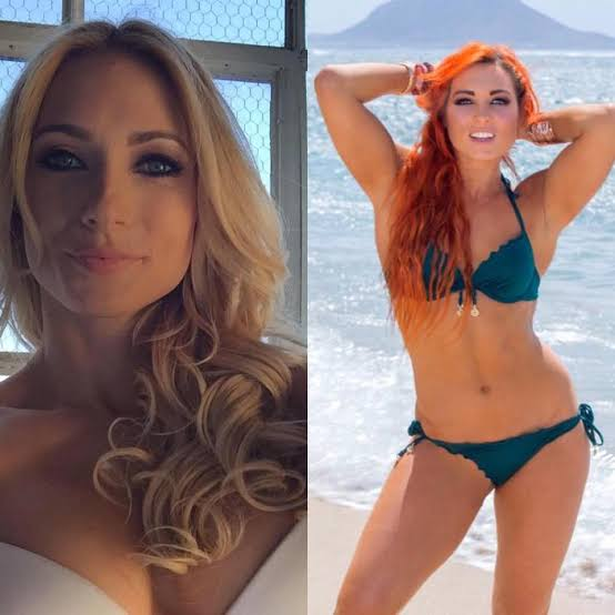WWE News: Adult Movie Star Hayley Ryder Wants To Do Movies As Becky Lynch 1