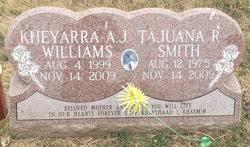 Ta-Juana Palmer Smith (1975-2009) - Find A Grave Memorial