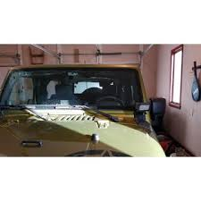 Vital All Terrain Jeep Wave Black Vinyl Hand Decal Sticker For Wrangler Se S X Renegade