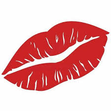 Kiss Lips A Kiss Sexy Lips Car Truck Boat Rv Decal Window Sticker Window Decal Ebay