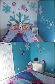 Fabulous Ways To Design A Frozen Themed Room Frozen Bedroom Frozen Themed Bedroom Frozen Theme Room