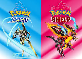 Fake cover art for Sword/Shield | Pokémon Sword and Shield