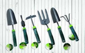 jardin outils agricoles de trou d acier
