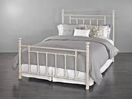 Wesley Allen Blake Iron Bed in Canada | Mattress & Sleep Co