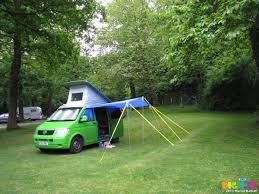 Picture SX27059 Campervan with awning 2.1 in Abby Wood, London |  20130607-08 Weekend London | Photo by digii.eu