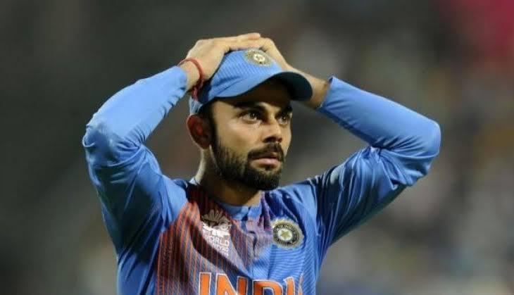 "Image result for Virat Kohli sad"""