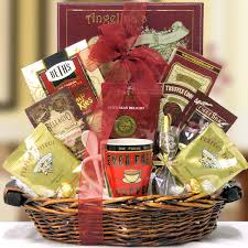 wake up with java coffee gift basket