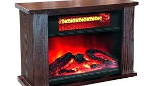 heater that looks like a fireplace