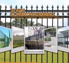 Hebei Haiao Wire Mesh Products Co Ltd Steel Fence Temporary Fence