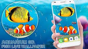 aquarium fish lwp 3d apk 1 2